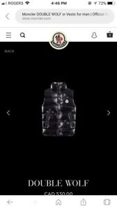 LOOKING FOR ANY MONCLER MENS