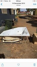 Spa bath three seater Munno Para Playford Area Preview