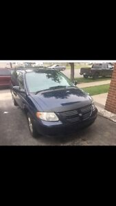 2006 Dodge Grand Caravan Stow And Go