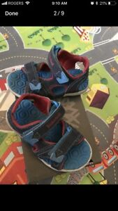 Toddler boys shoes!