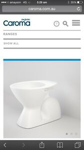 Caroma Concorde toilet BRAND NEW concealed connector Seaforth Manly Area Preview