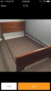 """48"""" bed"""