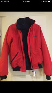 e8a0f5f2fce9a Vintage red Patagonia coat ( women s )