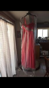 Grad dress brand new with tags