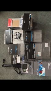 GoPro with lots of extras