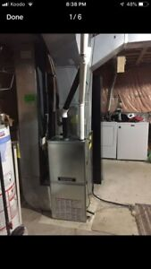 Get a new furnace with installation for only 2000 call6478286789