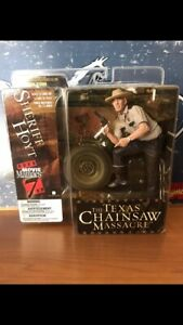 Movie Maniacs Horror Figure : Texas Chainsaw Massacre