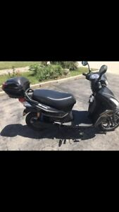2014 TORNADO scooter! 60v with helmet