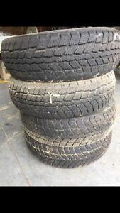 195/65/R15 Winter Tires $150 OBO