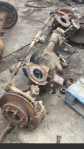 Wanted 8 Bolt GM Front Axle