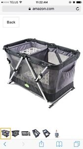 QuickStart travel cot
