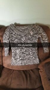 Women's clothes, great condition.
