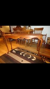 French Provincial style tables