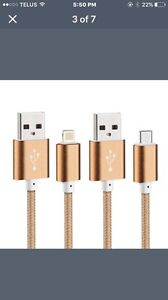Brand new iPhone chargers for Iphone 5,5s,6,6s,7  Cambridge Kitchener Area image 2