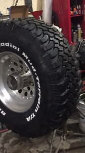 """Wanted 16.5"""" tires"""