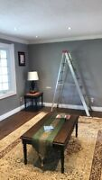 Affordable and Meticulous Interior Painting