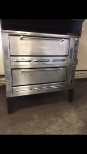 Garland Gas Pizza Oven