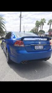 Holden Commodore SS VE 2011 AFM system