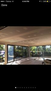 Gyprocking and plastering services. Richmond Hawkesbury Area Preview