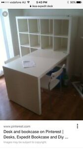 Expedit desk attachment Little Bay Eastern Suburbs Preview