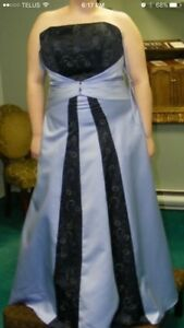 Extra large Prom dress