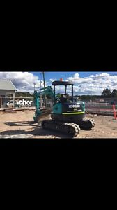 Kobelco 5ton for sale Concord West Canada Bay Area Preview