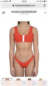 Hoaka swimwear kauai red set