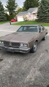 Oldsmobile delta88 for sell