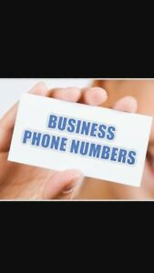 EASY TO REMEMBER PHONE NUMBERS FOR BUSINESS 416,647,905 AREA