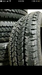 LT 275/65/20 Firestone Transforce AT2 Brand New