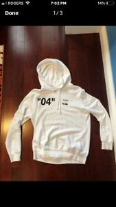 Offwhite Toronto exclusive hoodie M