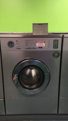 IPSO 50LB Commercial Coin-OP Front Load Washer - 5 Load