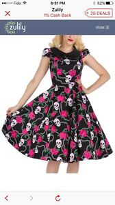 NWT Pinup Dresses Size 10-12