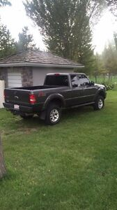Ford ranger low kms!
