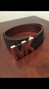 Michael kors belt authentic