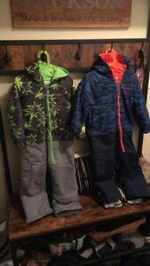 4T Columbia Snow Suit