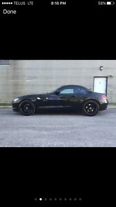 2009 BMW Z4 3.0 S Drive 6 speed