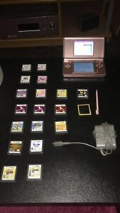Ds with 18 games and an R4 card that has 49 games on it!