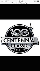 Centennial Classic Toronto vs Detroit