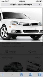 Looking for a 2008-2010 VW city golf front bumper
