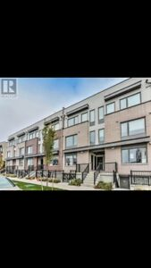 Executive Townhouse for Lease Newly Built Downsview Park $2,250