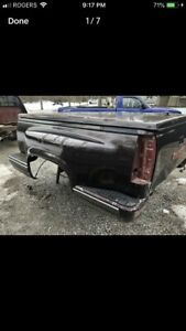 88-98 gmc /Chevy step side truck box sell /trade
