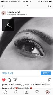 Eyelash Extensions Promotion From $50~