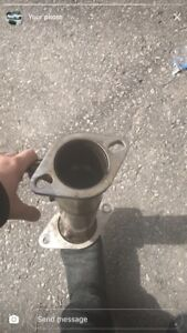 Pierce Motorsports Catless Downpipe for Veloster Turbo