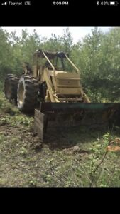 Tree farmer skidder