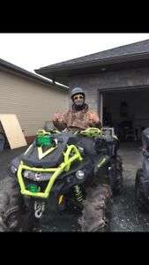 2015 can am xmr 1000 for trade
