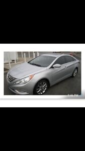 Sonata 2012 for sell