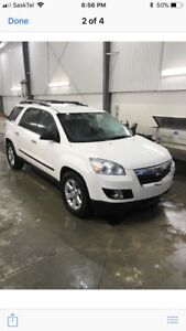 2007 Saturn outlook awd/trades