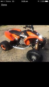 Ktm atv quad parts wanted 450 sx 505 race Burpengary Caboolture Area Preview