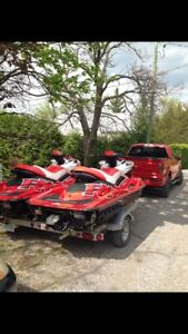 2 2008 seadoo rxp 215 supercharged